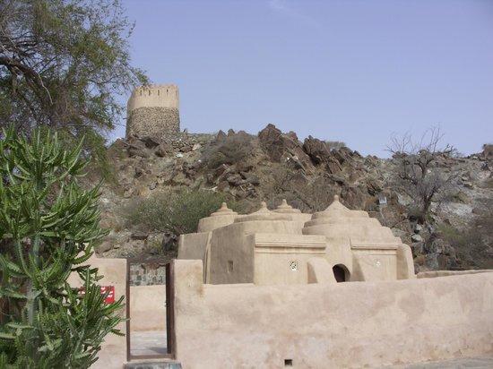 Al Badiyah Mosque: Al Badiya Moschee, die älteste in den VAE