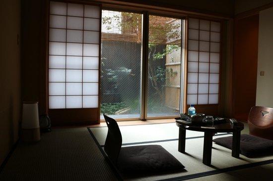 Kyomachiya Ryokan Sakura Honganji: Chambre