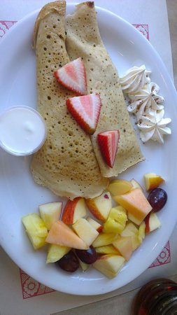 Cafe Imagination : crepe