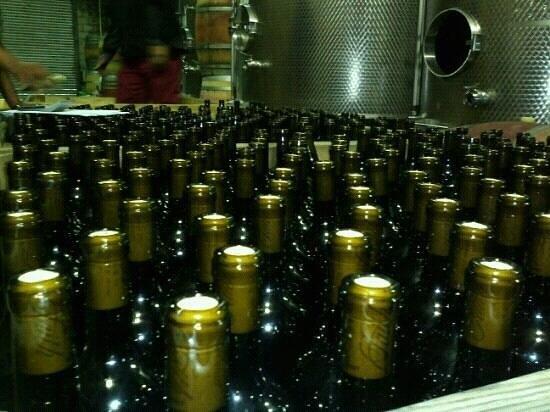 Beyerskloof Tasting Room: Faith Cape Blend 2012