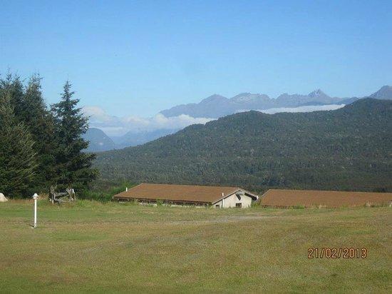 Barnyard Backpackers : views in the area