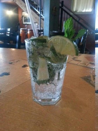 Ruthie D's Dining and Spirits: Fresh Mojito