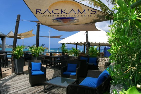 ‪Rackam's Waterfront Restaurant & Bar‬