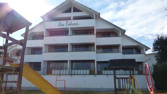 Hotel Las Balsas : Las Balsas