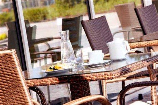 Campanile Wroclaw Centrum: Terrace