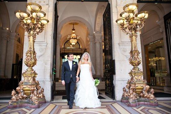 The Westin Paris - Vendome: Our wedding in Paris.
