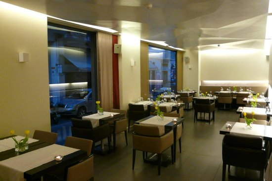 O&B Athens Boutique Hotel: Dining