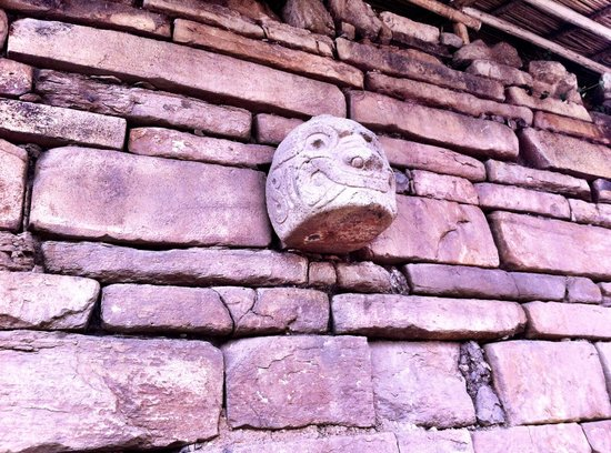"Archaeological Site of Chavin: The last ""cabeza clava"""