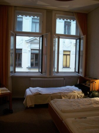 Hotel Zipser: Our room