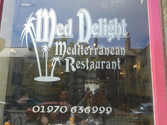 Image Med Delight in Mid Wales