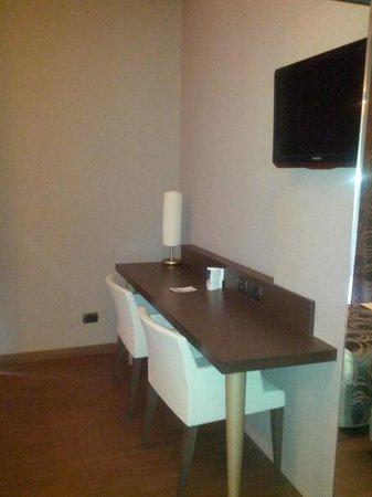Soperga Hotel: Room view