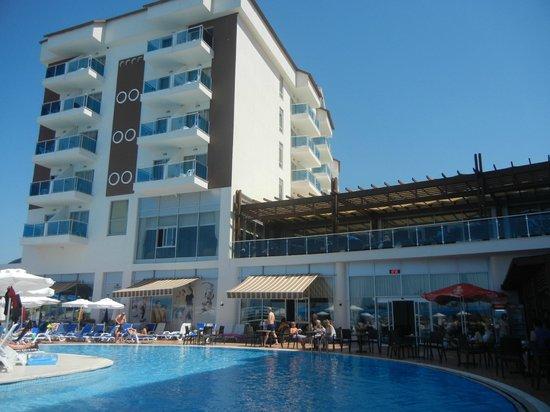 Cenger Beach Resort Spa Bilder