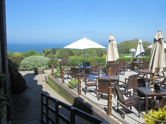 Beautiful outside picture of tregenna castle resort st for 27 the terrace st ives reviews