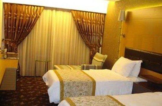 Istanbul Gonen Hotel: Guest Room