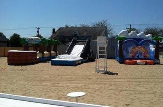 Cape Cod Family Resort: Splash