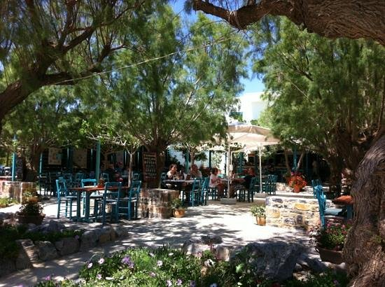 Damnoni, Griekenland: Schön und gut!