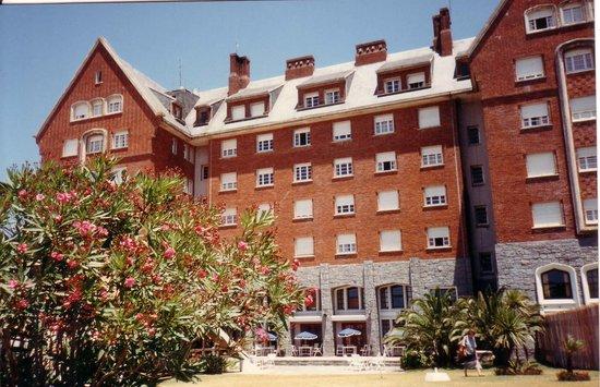 Hotel San Rafael : facciata hotel