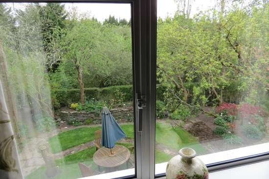Mena House B&B: View from family suite