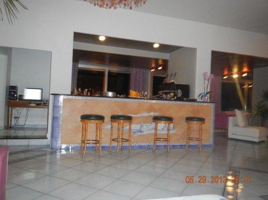 Hotel San Giorgio Terme: Hotel bar