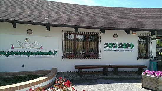 Hotel Irene: Parco Zoo