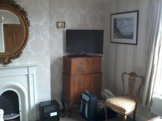 Lower Drayton Farm B&B: bedroom