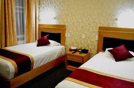 Sudima Hotel Hamilton: Guest-room