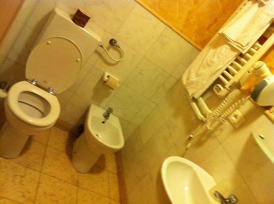 Sognando Firenze: Bathroom