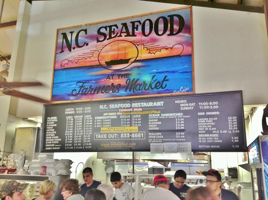 Take Your Pick Picture Of Nc Seafood Restaurant Raleigh