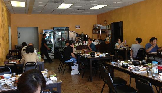 Han Sang Korean Restaurant: The Shop-inside