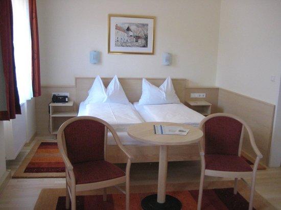 Hotel Kindler: Zimmer
