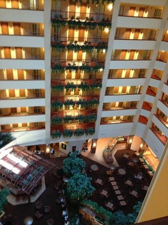 Embassy Suites by Hilton Hot Springs ภาพถ่าย
