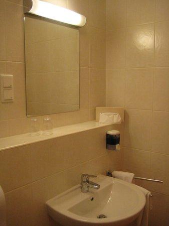 Hotel Kindler: Dusche