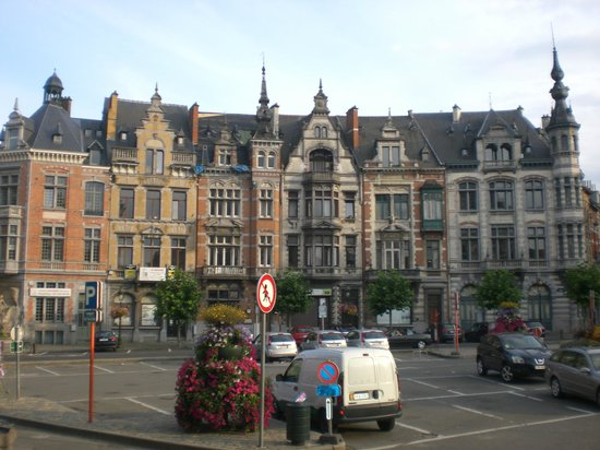 Hotel Albert: Schaarbeek, Brussel