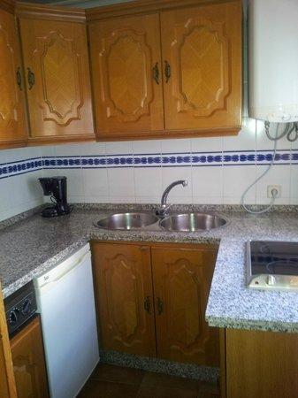 Hostal Almanzor: cocina