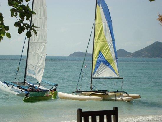 The Island Resort and Spa: la plage
