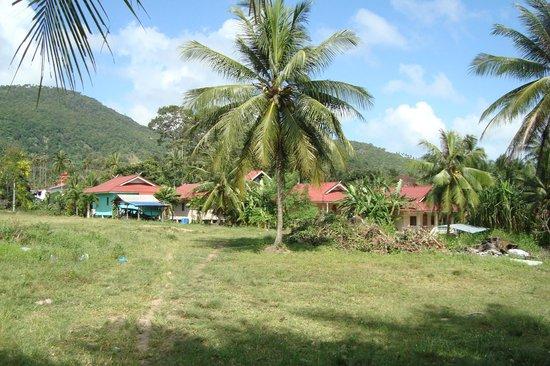 The Island Resort and Spa: la campagne