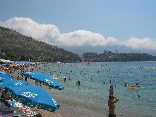Aleksandar : пляж