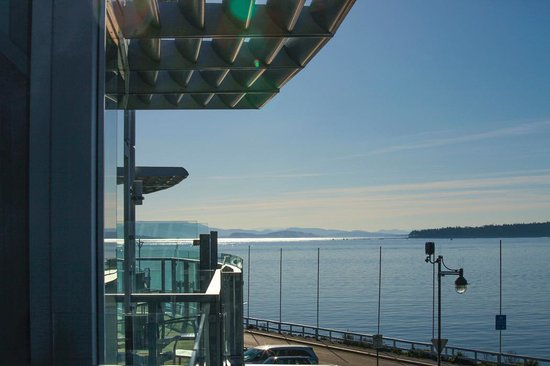 The Sidney Pier Hotel & Spa: Oceanview rooms