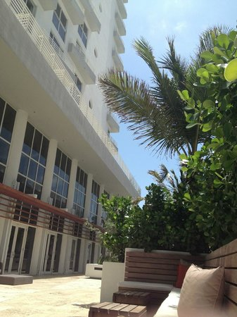 Royal Palm South Beach Miami, A Tribute Portfolio Resort: Outside of the hotl