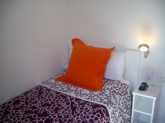 Live & Dream: Chambre petite, mais très jolie et fonctionnelle