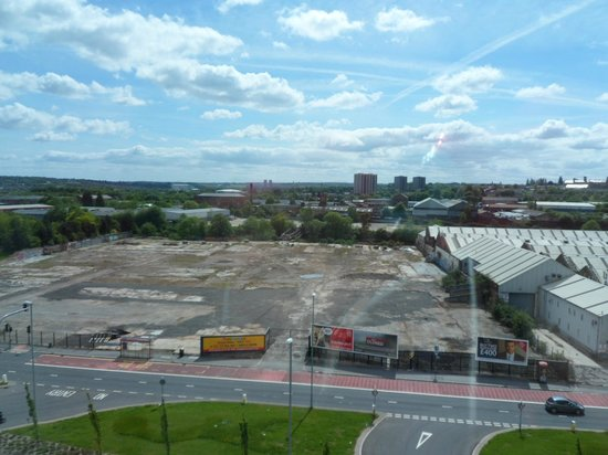 Holiday Inn Express Leeds City Centre : view from top room