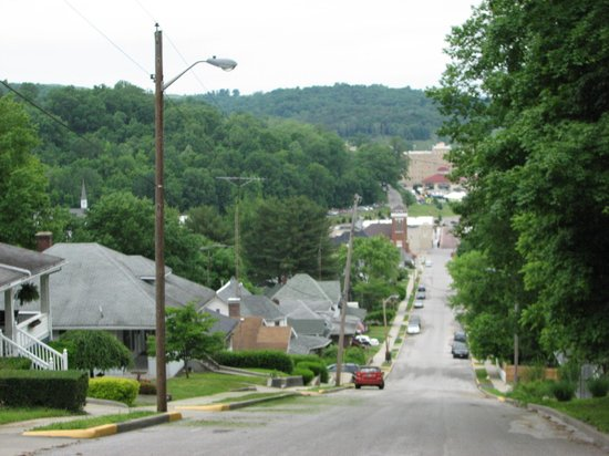 French Lick, IN : The town