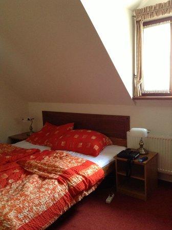 GJ Residence Na Vinohradu: la nostra camera