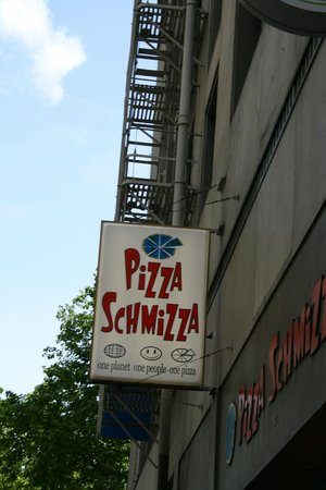Pizza Schmizza on Taylor