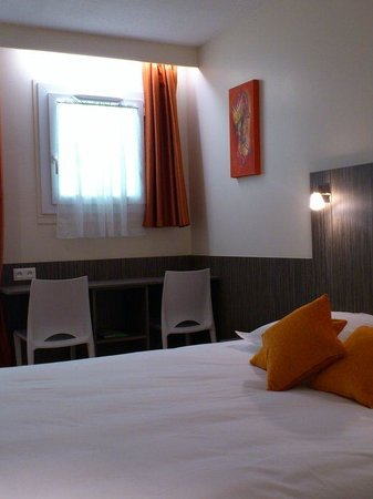 Le Lodge Hotel : guest room