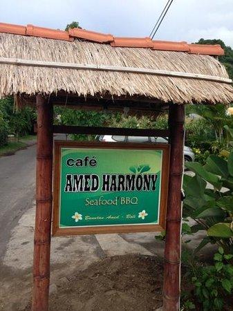 Cafe Harmony Amed