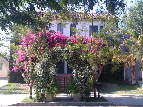 Villa Delle Stelle Front Entryway