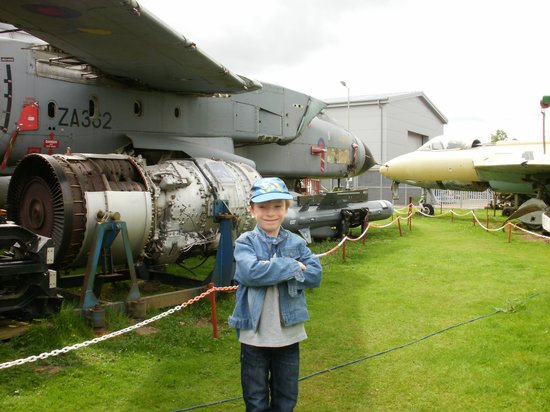 Highland Aviation Museum: I like all of these