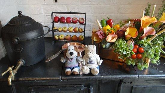 Fairfax House : Lovely kitchen display
