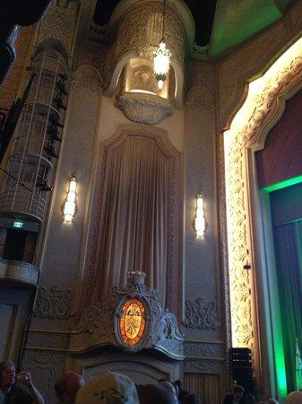 Arlene Schnitzer Concert Hall: Inside the concert hall